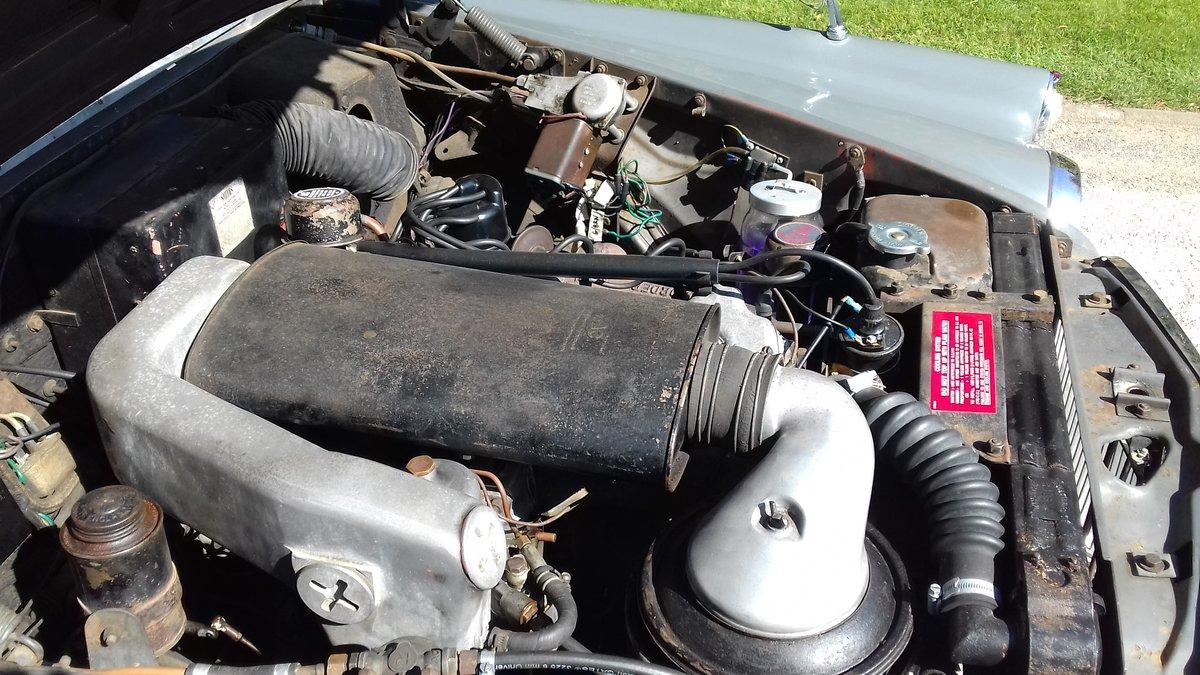 1959 ROVER P5 3 LITRE AUTO ~ RARE MK1 SURVIVOR ~ SMOKE GREY SOLD (picture 6 of 6)