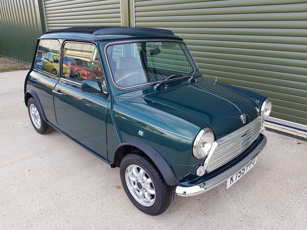 1993 MINI LIMITED EDITION, LOW MILEAGE, 1275cc For Sale (picture 1 of 6)