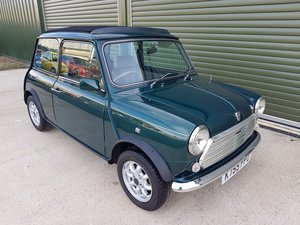 1993 MINI LIMITED EDITION, LOW MILEAGE, 1275cc