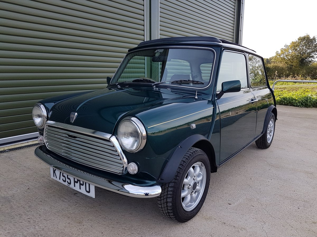 1993 MINI LIMITED EDITION, LOW MILEAGE, 1275cc For Sale (picture 3 of 6)
