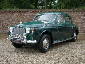 1962 Rover P4 95 MK1 fully restored, well documented, 79.513 mile For Sale