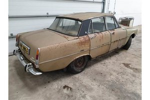 1971 barn find rover v8 3500