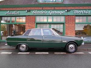 Picture of 1973 Rover P6 Saloon Automatic  SOLD