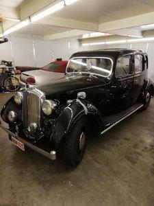 1939 Rover 12 RHD