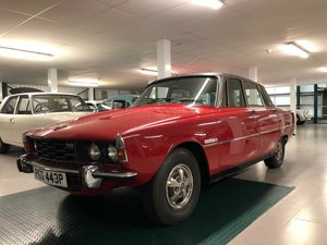 1976 Rover 3500S P6 For Sale