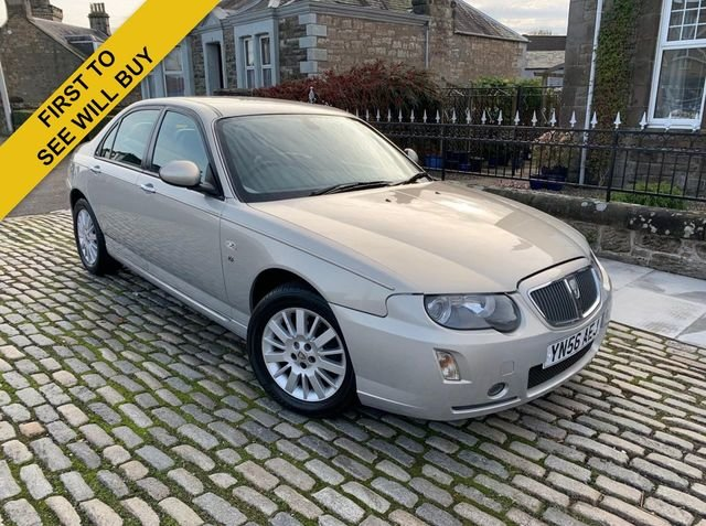 2006 56 ROVER 75 2.5 CONTEMPORARY SE V6 4D AUTO 175 BHPFull  For Sale (picture 1 of 6)