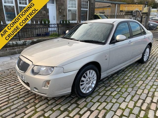 2006 56 ROVER 75 2.5 CONTEMPORARY SE V6 4D AUTO 175 BHPFull  For Sale (picture 2 of 6)