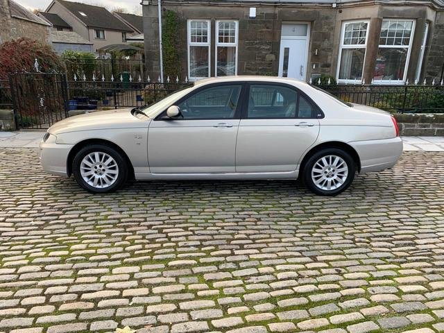 2006 56 ROVER 75 2.5 CONTEMPORARY SE V6 4D AUTO 175 BHPFull  For Sale (picture 4 of 6)