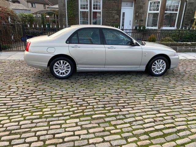 2006 56 ROVER 75 2.5 CONTEMPORARY SE V6 4D AUTO 175 BHPFull  For Sale (picture 5 of 6)