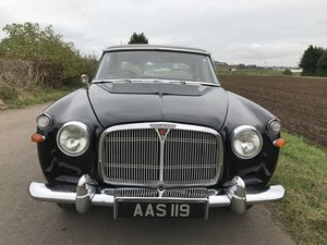 1965 Rover P5. Superb. Only 29k miles. SOLD