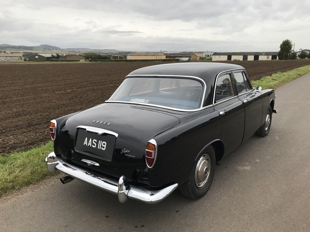 1965 Rover P5. Superb. Only 29k miles. SOLD (picture 3 of 6)