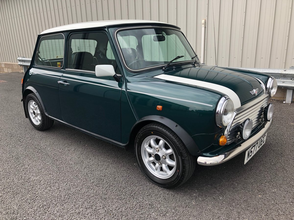 1996 N ROVER MINI 1.3I COOPER CLASSIC For Sale (picture 1 of 6)