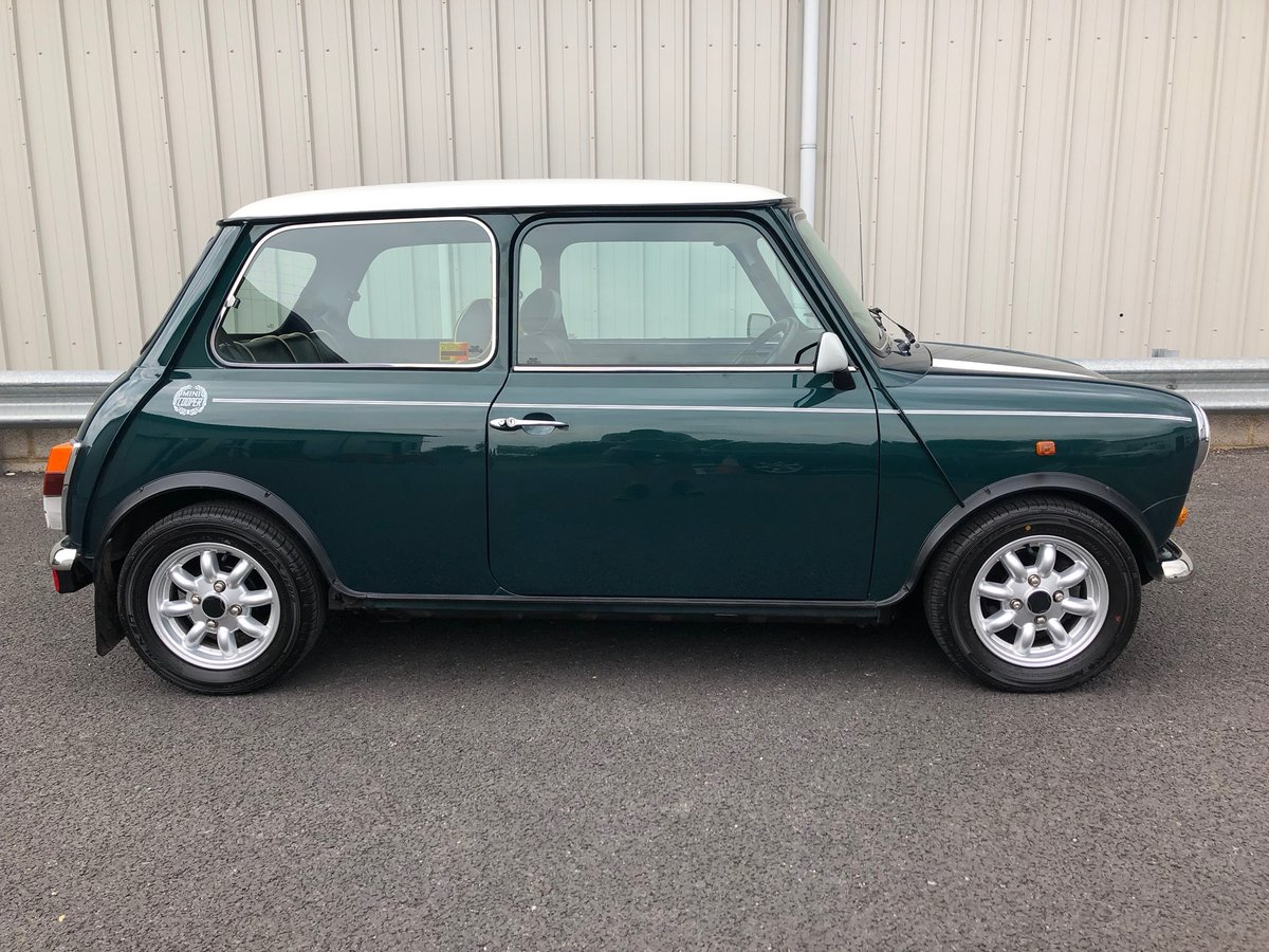 1996 N ROVER MINI 1.3I COOPER CLASSIC For Sale (picture 2 of 6)