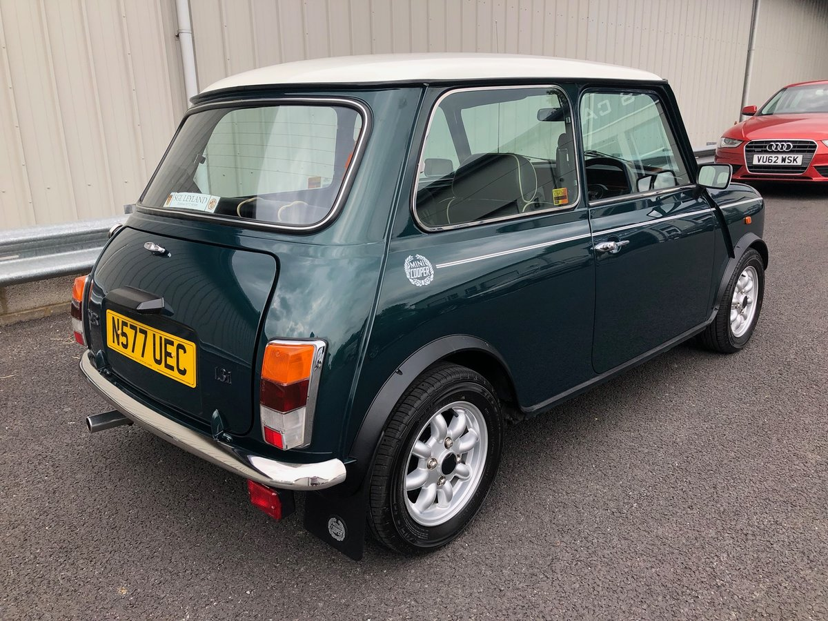 1996 N ROVER MINI 1.3I COOPER CLASSIC For Sale (picture 3 of 6)