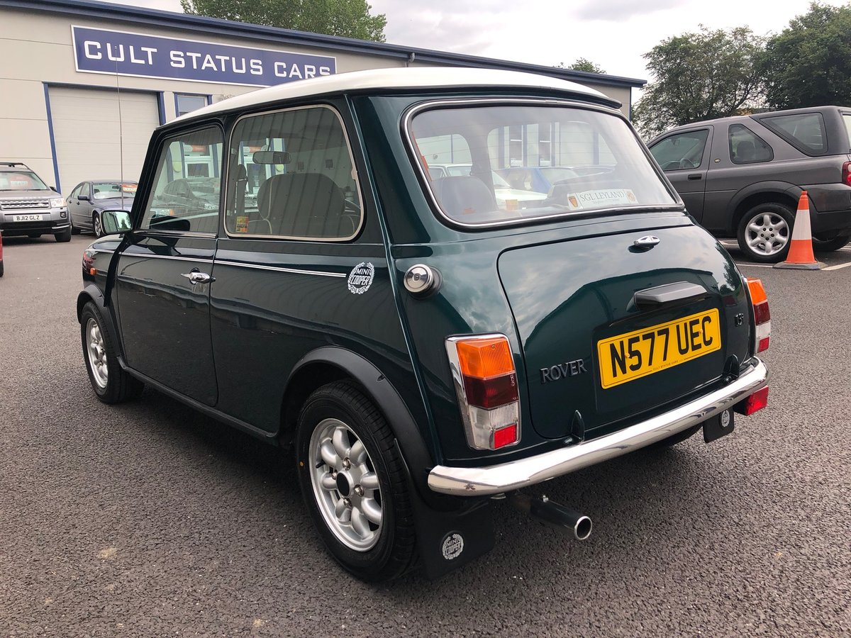 1996 N ROVER MINI 1.3I COOPER CLASSIC For Sale (picture 4 of 6)