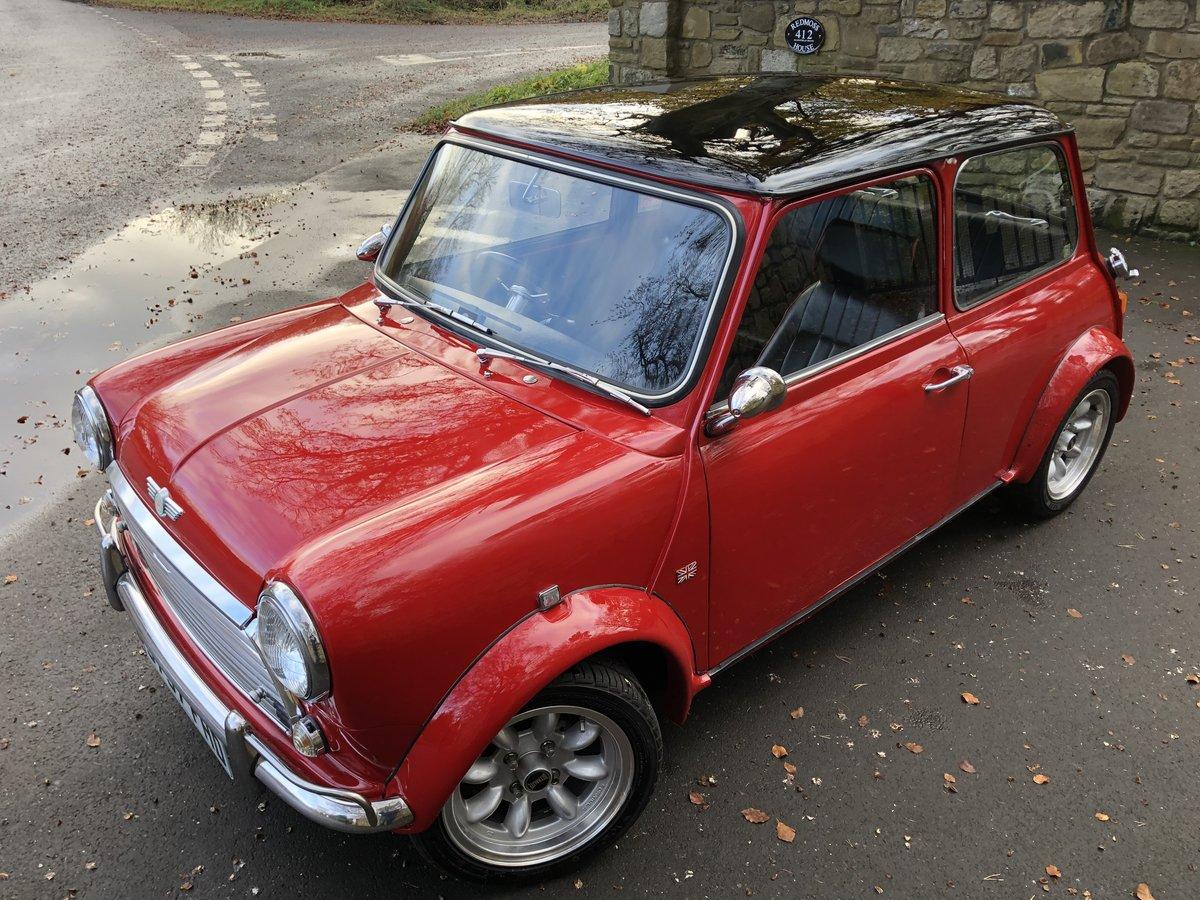 1991 Rover Mini Cooper sport For Sale (picture 5 of 6)