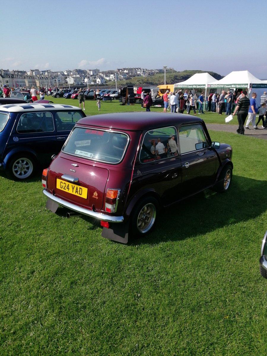1989 Mini 30 With Genuine Cooper Conversion For Sale (picture 4 of 6)