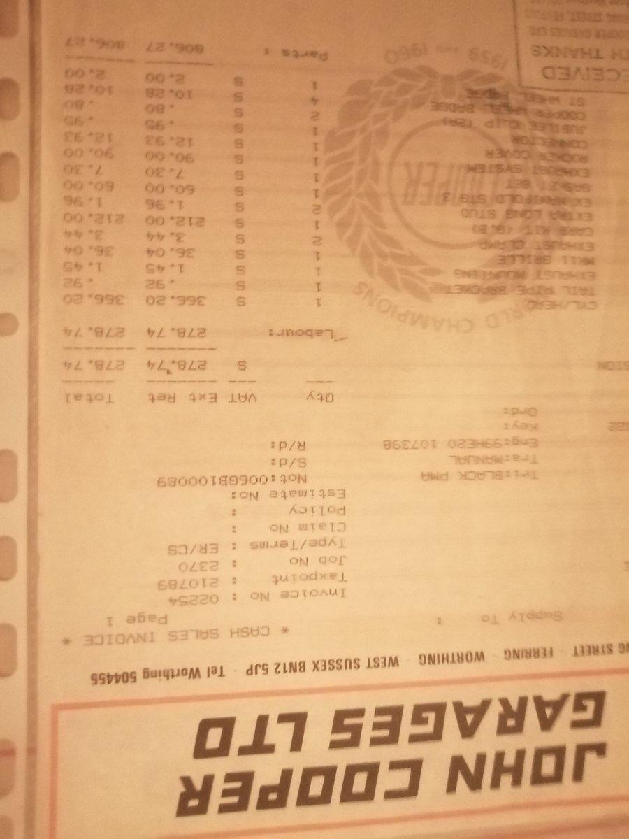 1989 Mini 30 With Genuine Cooper Conversion For Sale (picture 5 of 6)