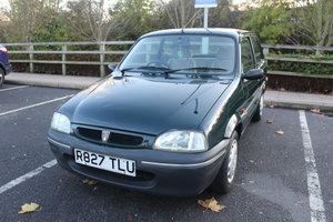 1997 14k Miles Rover 100 111 ASCOT