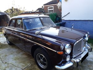 1973 Rover p5b lovely condition