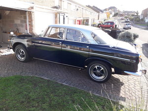 1972 Rover p5b coupe with 52,500 miles