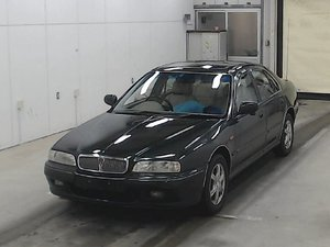 1997 ROVER 600 620 SLi AUTOMATIC 2.0 HONDA ENGINE * ONLY 13000 MI For Sale