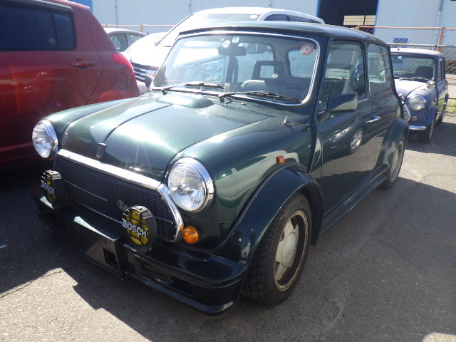 1992 ROVER MINI ERA TURBO VERY RARE VEHICLE * ONE OF ONLY 436 * For Sale (picture 1 of 5)
