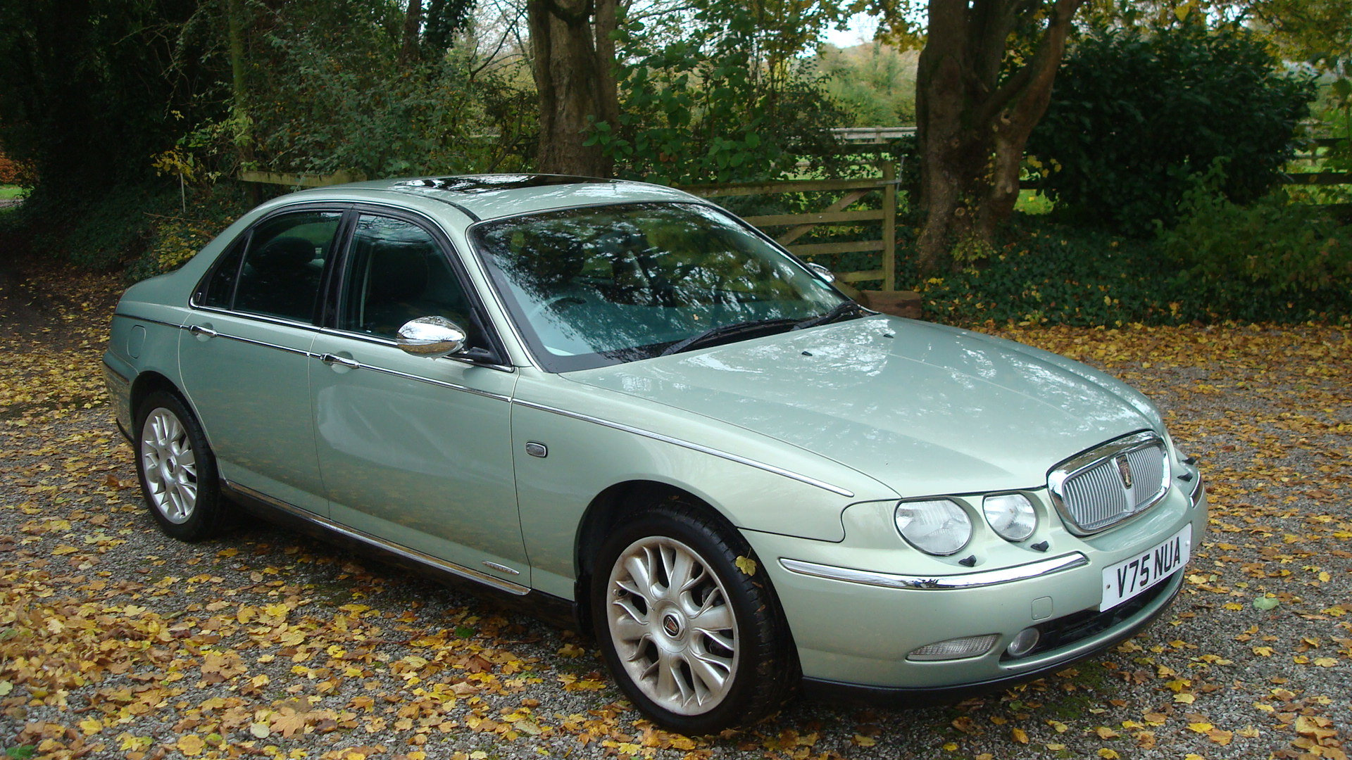 1999 Rover 75 2.5 V6 Connoisseur For Sale (picture 1 of 6)