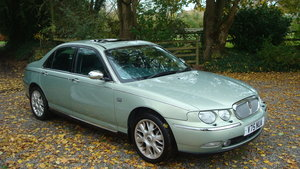 Picture of 1999 Rover 75 2.5 V6 Connoisseur SOLD