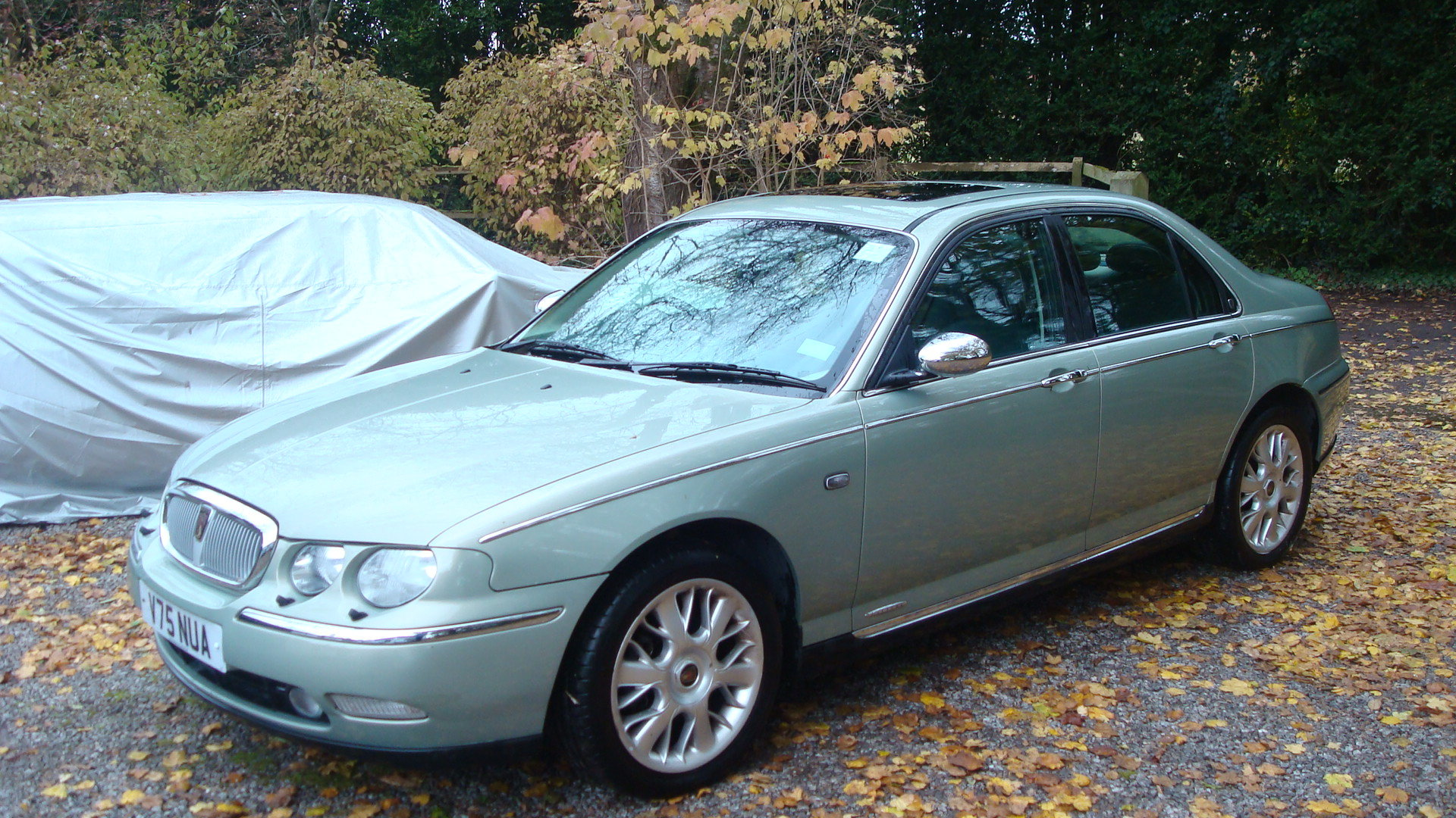 1999 Rover 75 2.5 V6 Connoisseur For Sale (picture 2 of 6)