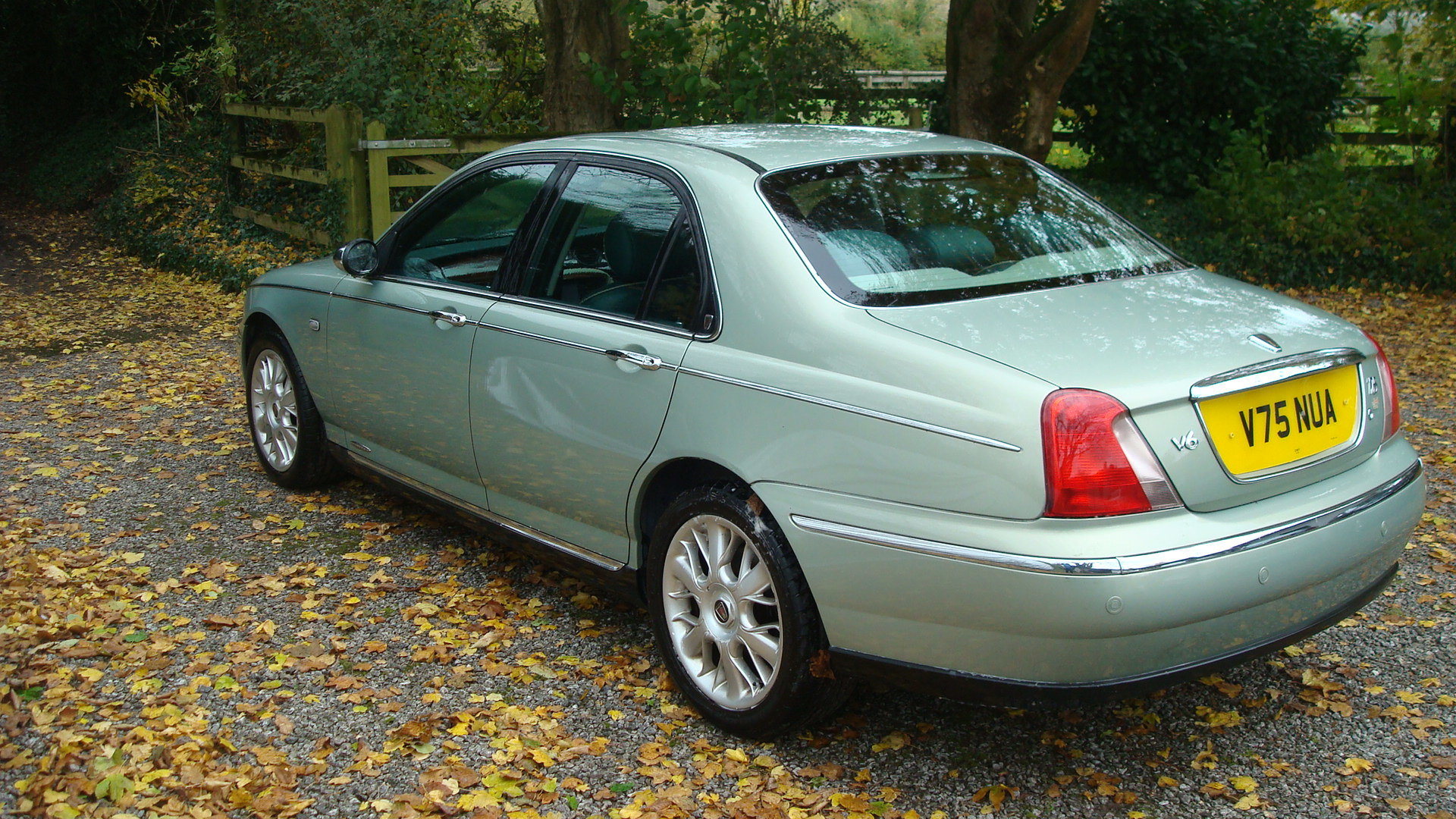 1999 Rover 75 2.5 V6 Connoisseur For Sale (picture 3 of 6)