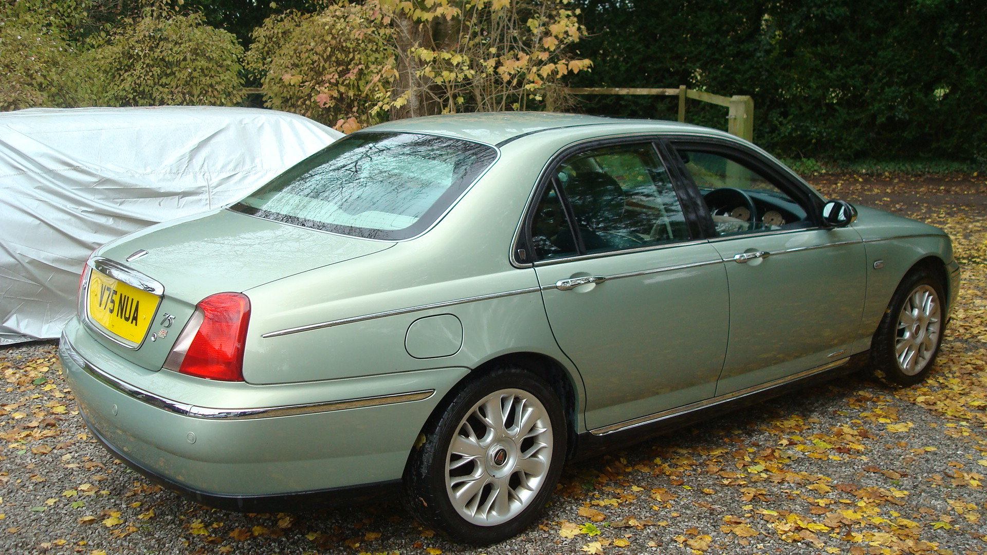 1999 Rover 75 2.5 V6 Connoisseur For Sale (picture 4 of 6)