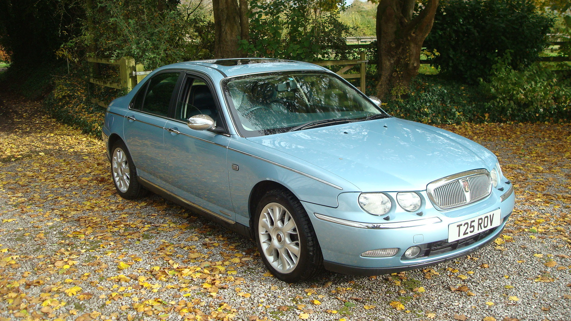 1999 Rover 75 2.5 V6 Connoisseur SE For Sale (picture 1 of 6)