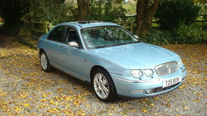 Picture of 1999 Rover 75 2.5 V6 Connoisseur SE SOLD