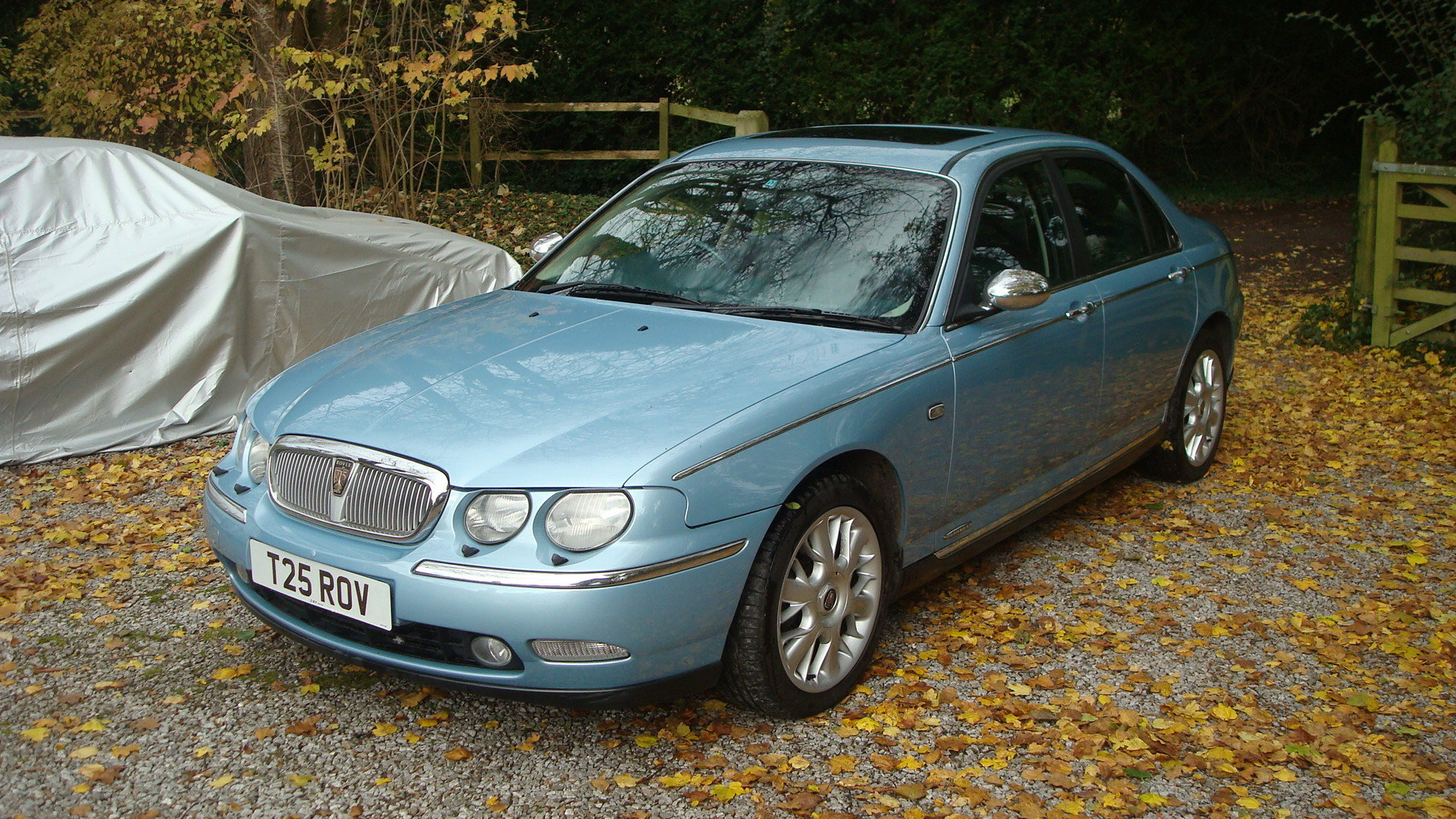 1999 Rover 75 2.5 V6 Connoisseur SE For Sale (picture 2 of 6)