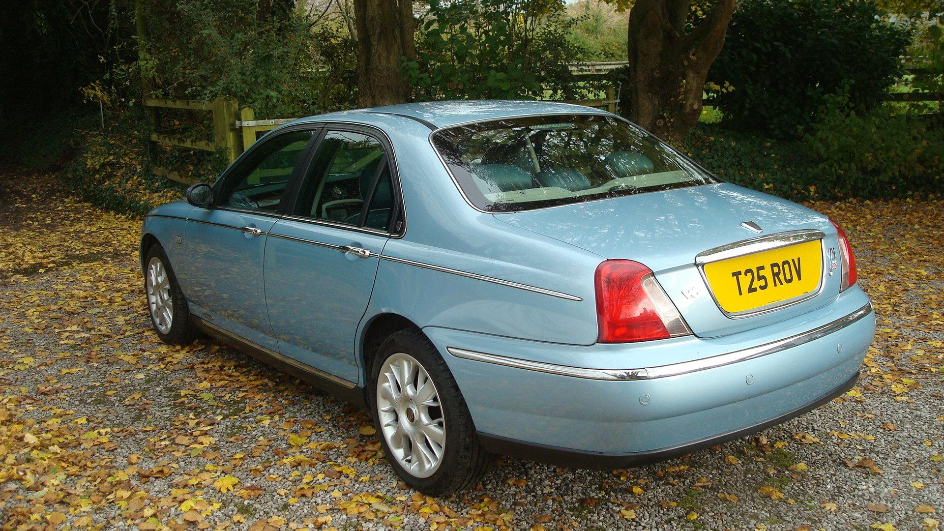 1999 Rover 75 2.5 V6 Connoisseur SE For Sale (picture 3 of 6)