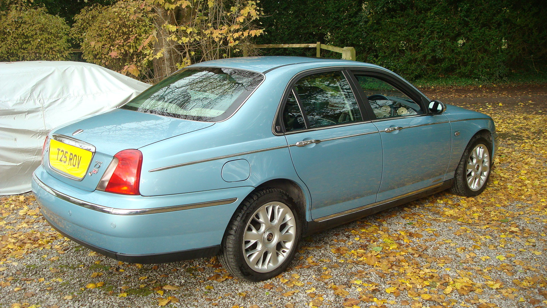 1999 Rover 75 2.5 V6 Connoisseur SE For Sale (picture 4 of 6)