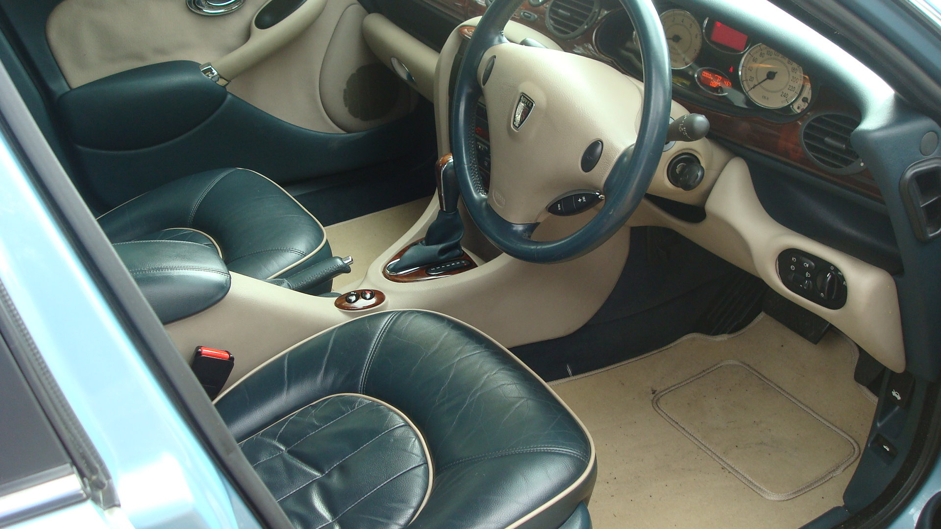 1999 Rover 75 2.5 V6 Connoisseur SE For Sale (picture 5 of 6)