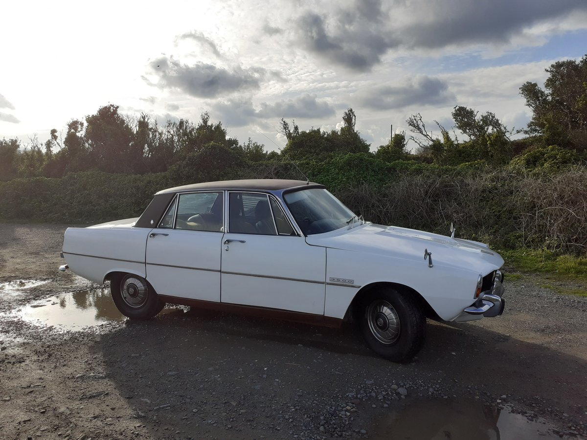 1977 Rover p6 v8 For Sale (picture 2 of 5)