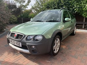 2003 Rover Streetwise 1.4S For Sale