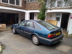 Rover 827 Sterling, Automatic Blue