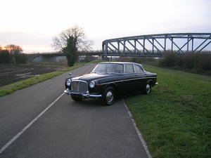 1966 Rover P5 Coupe 3 Litre Mark III Historic Vehicle For Sale