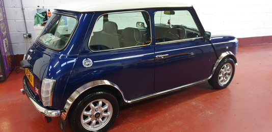 1996 Rover Mini Cooper For Sale by Auction