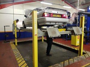 1989 Rover Vitesse Mk 1 FastBack Twr For Sale