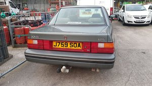 1991 Mk1 Rover 820si Saloon Manual For Sale