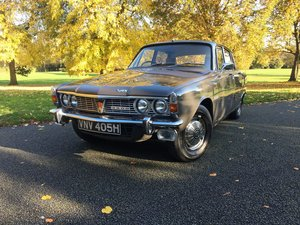 1970 Rover P6 3500 Series 1 Automatic