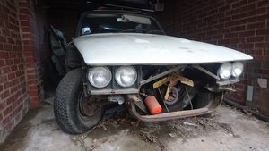 Rover 3500S Genuine Barn Find