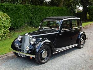 1947 Rover 12 saloon