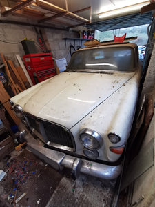 1968 Rover P5B Coupe