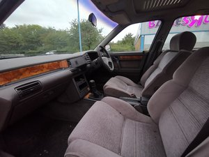 1991 Rover 800 Mk1 saloon manual For Sale